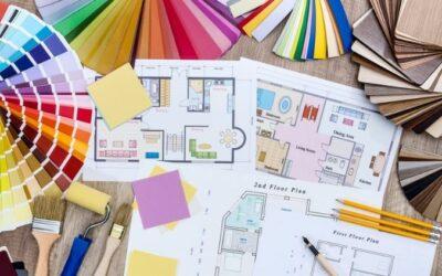 Diferencia entre interiorismo, decoración de interiores y diseño de interiores