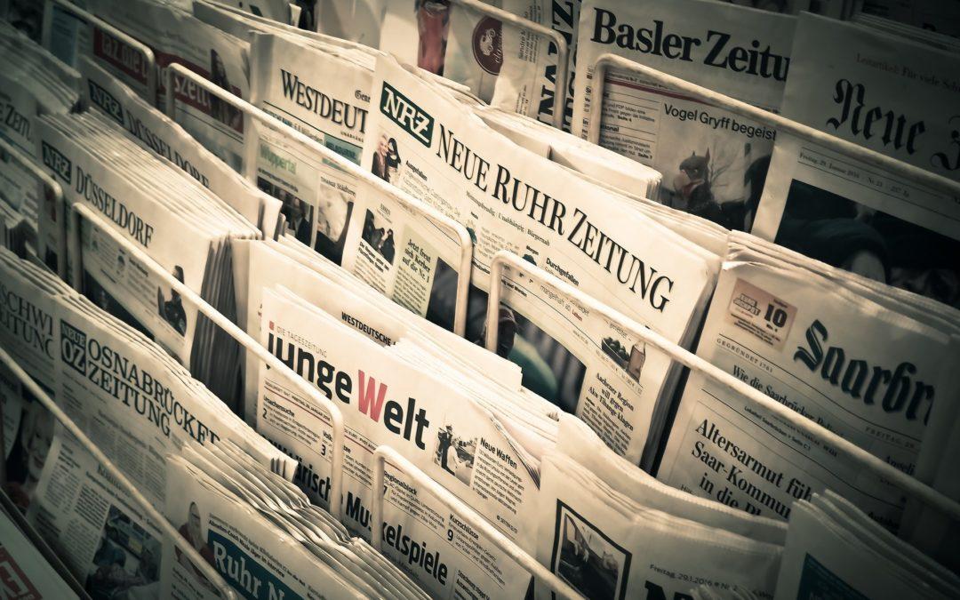 Tipos de periodismo